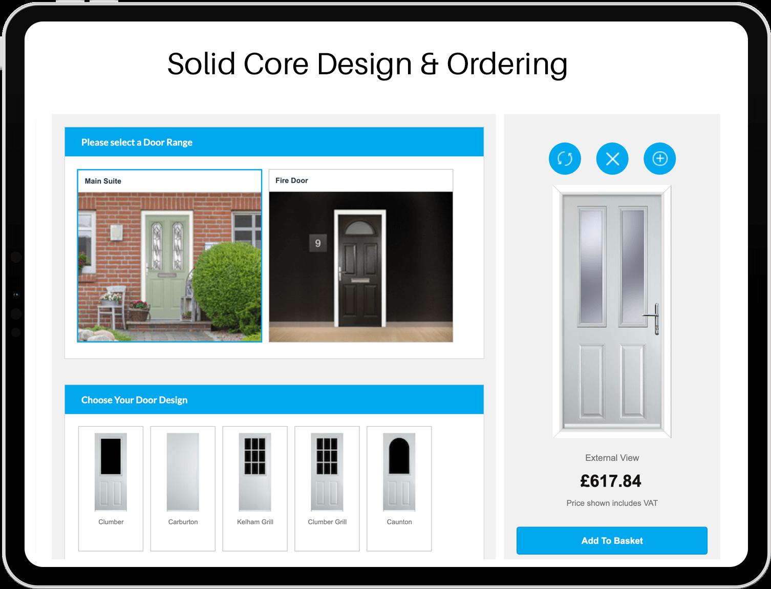 Merveilleux Composite Door Shop